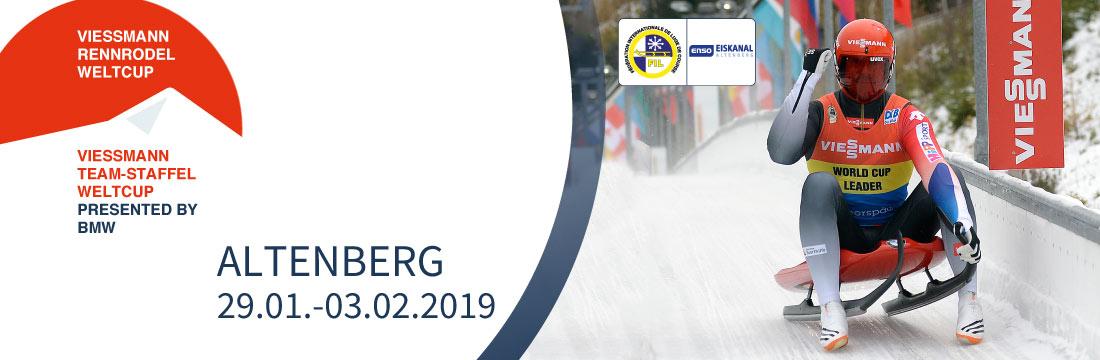 Programm – Weltcup Altenberg – Bob – Rennrodeln – Skeleton ...