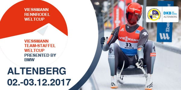 Rennrodel-Weltcup-Bobbahn-Altenberg_start